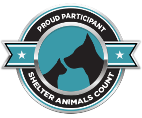 Proud Participant - Shelter Animals Count