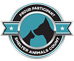Proud Participant - Shelter Animals Count